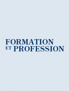 Formation et profession